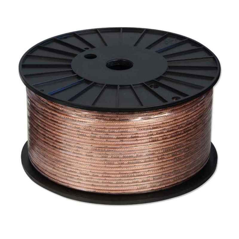 Speakerkabel 2x4.0MM- 50 Meter